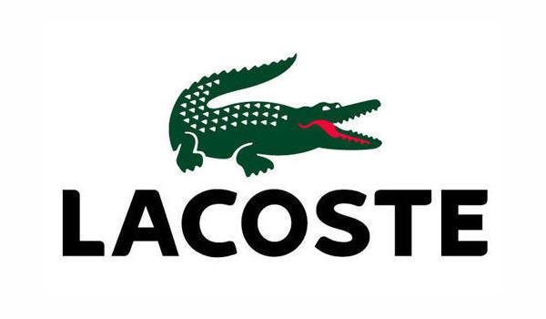 Logo nhận diện thương hiệu Lacoste
