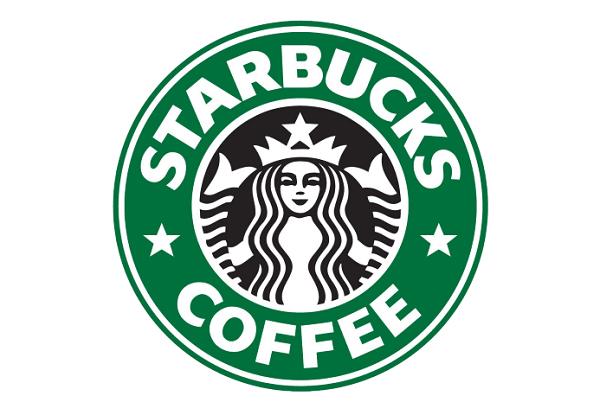 Logo nhận diện thương hiệu Starbucks