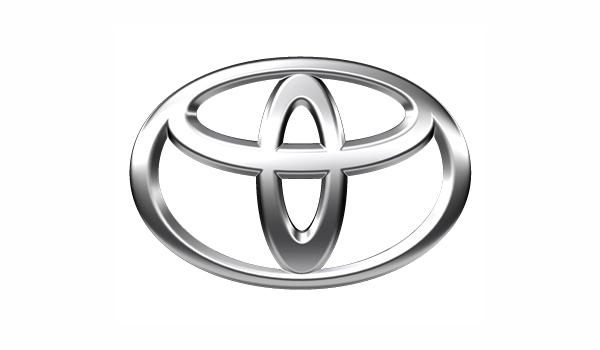 Logo nhận diện thương hiệu Toyota
